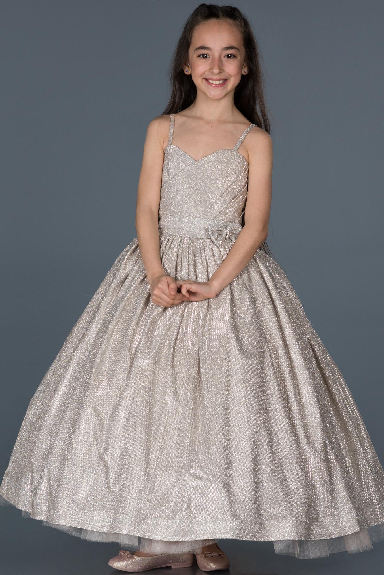 Vizon Simli Prenses Çocuk Abiye