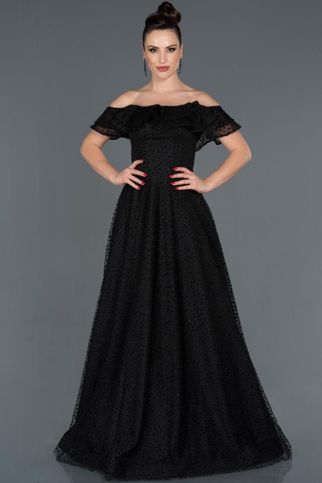 Tesetturlu Abiye Elbise Prenses Model Bordo Tesettur Abiye